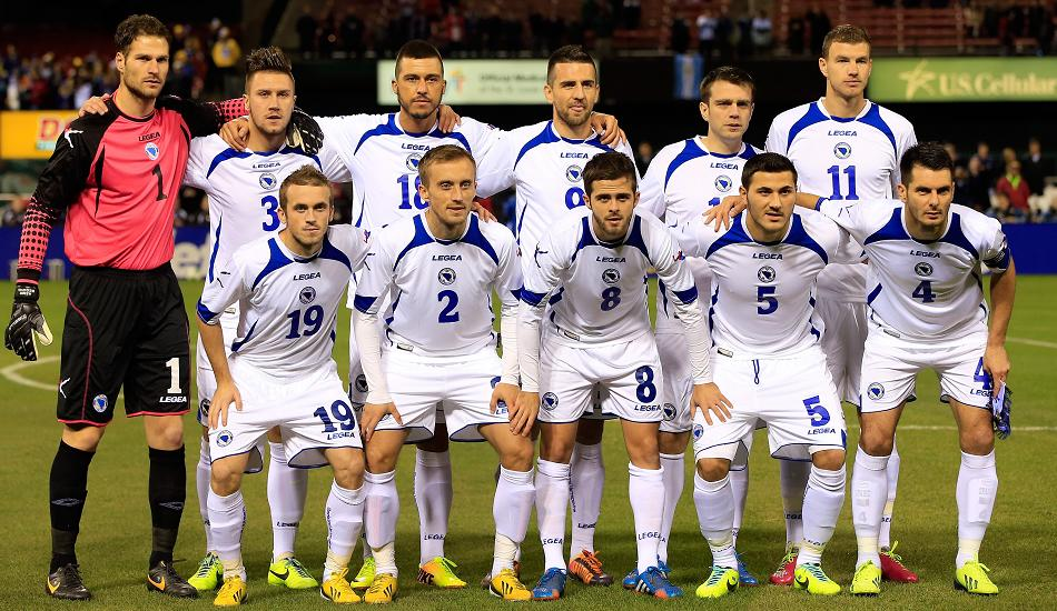 Bosnia World Cup 2014