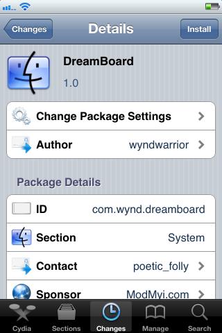 Cài đặt Theme cho iPhone 5 từ Cydia - 06