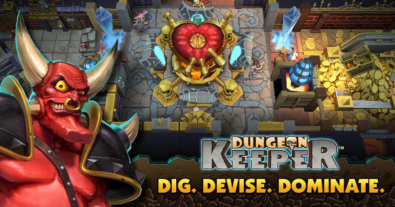 Game Dungeon Keeper