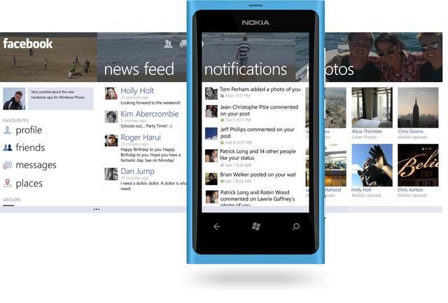 Facebook Windows Phone