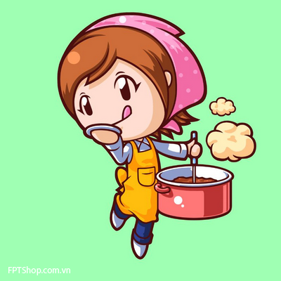 1. Cooking mama ( 6, 99 USD )