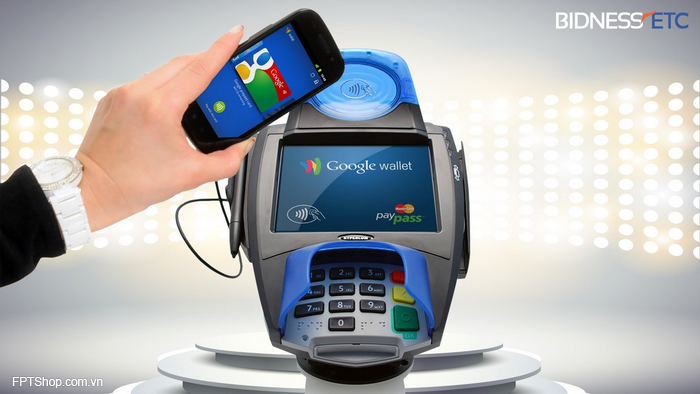 Ứng dụng Android Pay