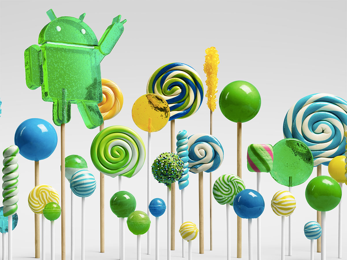Android Lollilop
