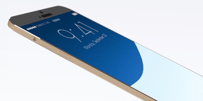 Hình ảnh iPhone 6 rò rỉ