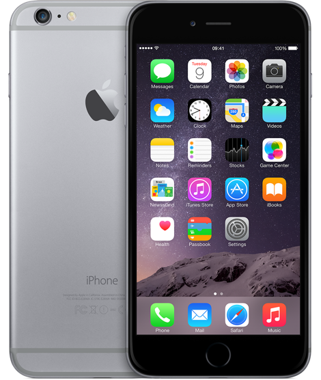 IPhone 6 Plus 16 GB Grey