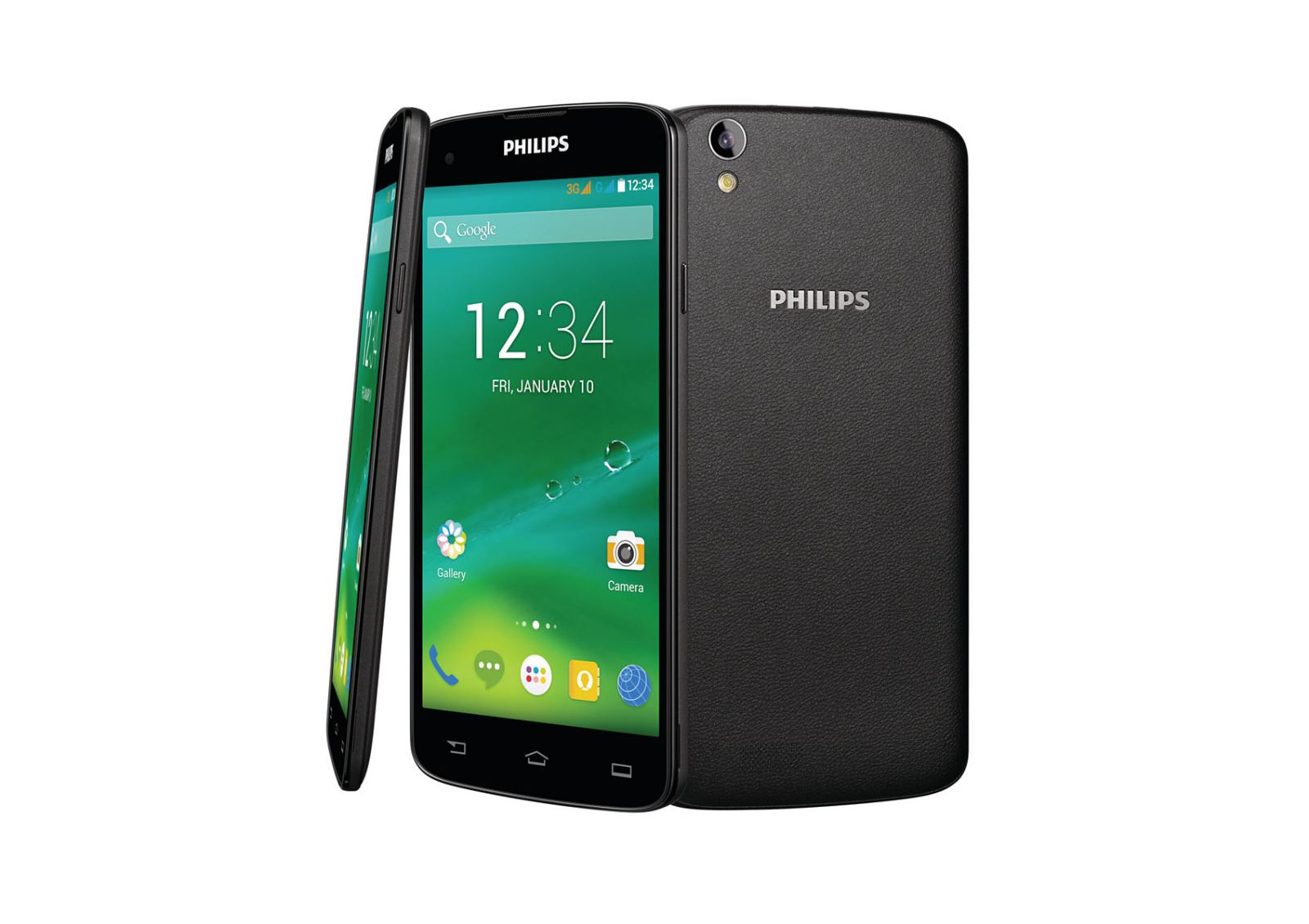 thiết kế của Philips Xenium I908