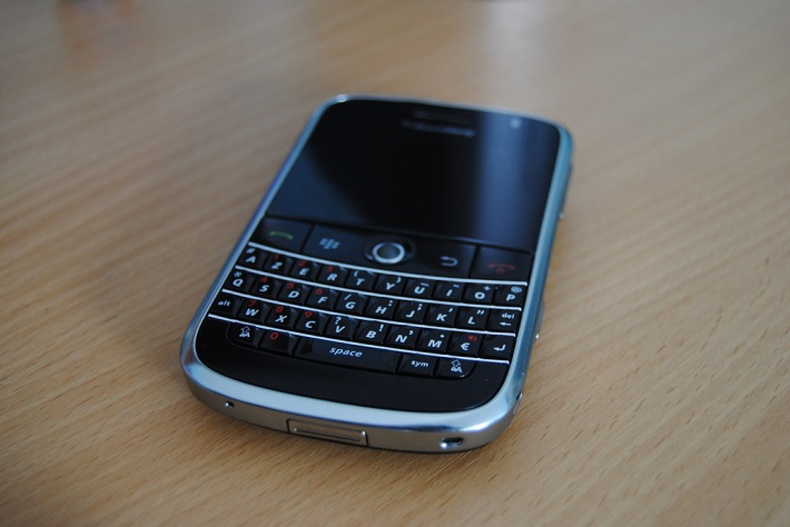 BlackBerry Gold 9000