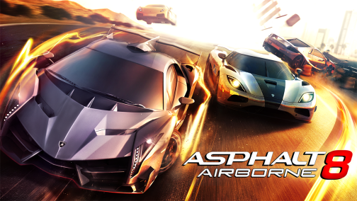 Game Asphalt 8