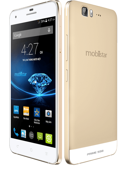 Mobiistar Prime 558