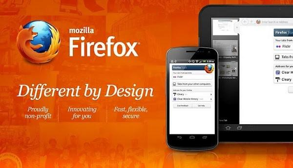 FireFox cho android