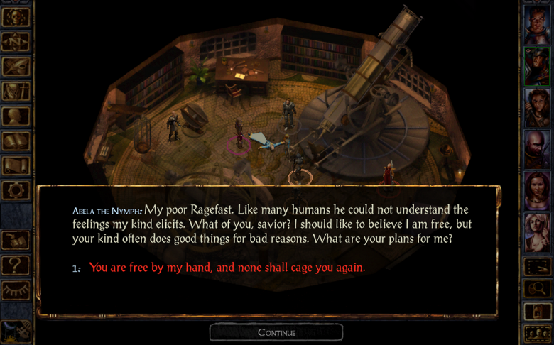 Bladur's Gate Enhanced Edition