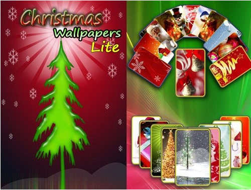 Christmas Wallpapers for iOS