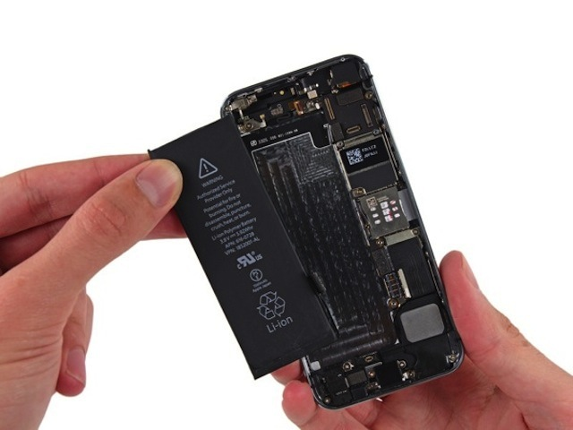 Pin Lithium của iphone