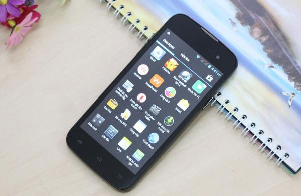 Mobiistar Touch Bean 452C