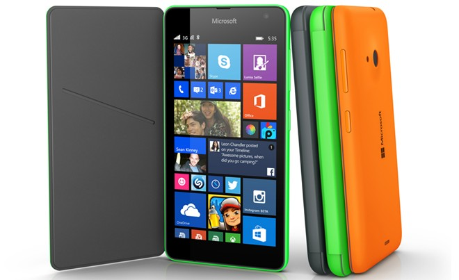 Micorsoft Lumia 535
