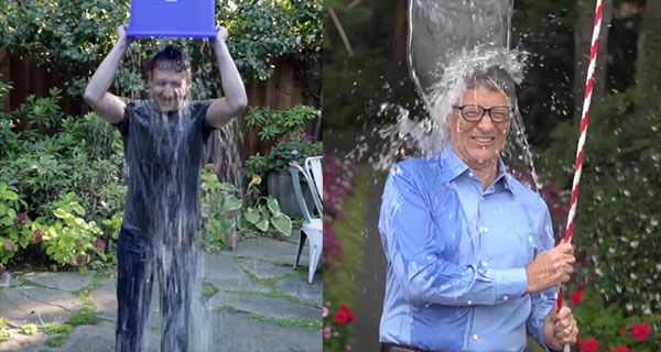 Ice Bucket Challenger