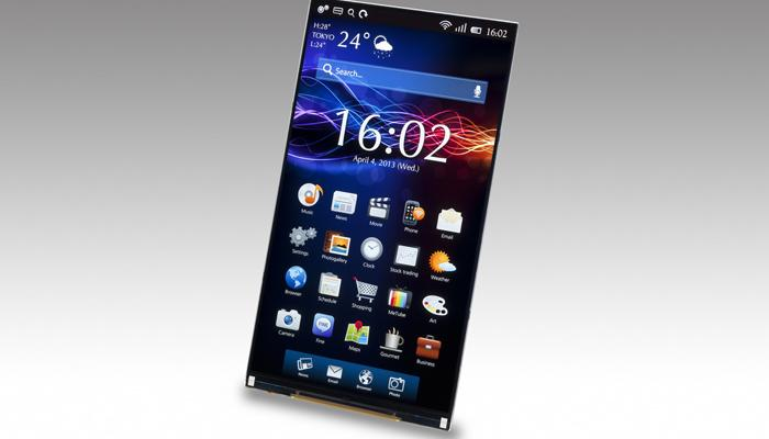 Oppo Find 7 man hinh