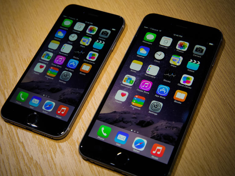 iPhone 6 Plus và iPhone 6