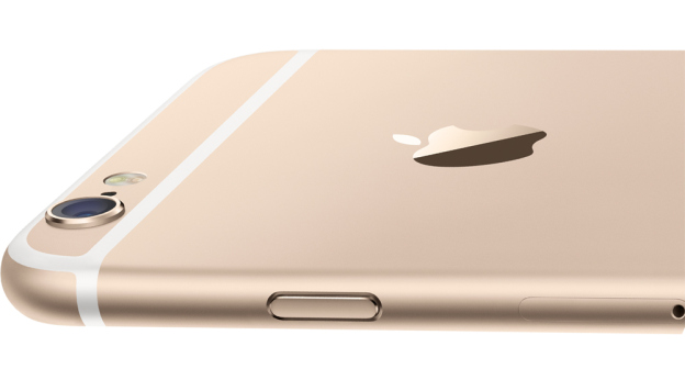 Camera phía sau của IPhone 6 128GB Gold
