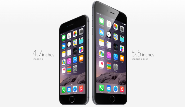 iPhone 6 và iPhone 6 Plus