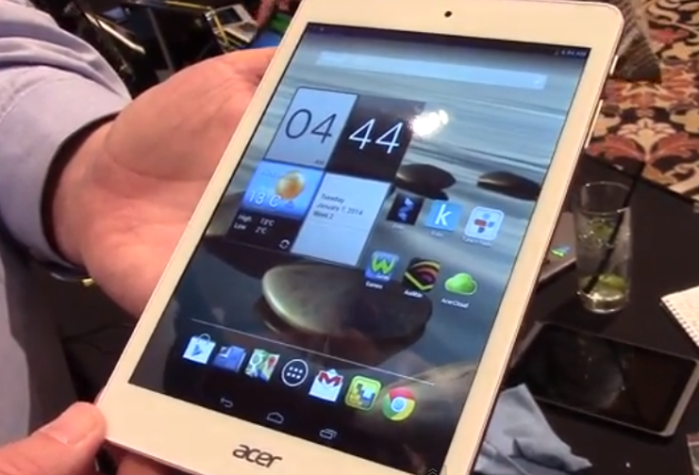 Acer Iconia A1-830 Wifi
