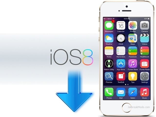 iPhone 6 và iOS 8