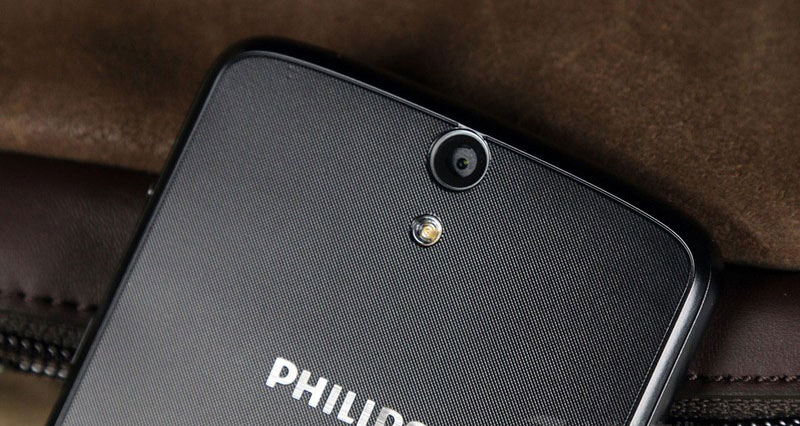 camera của Philips Xenium V387