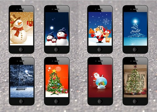 Christmas Wallpapers HD+for iOS