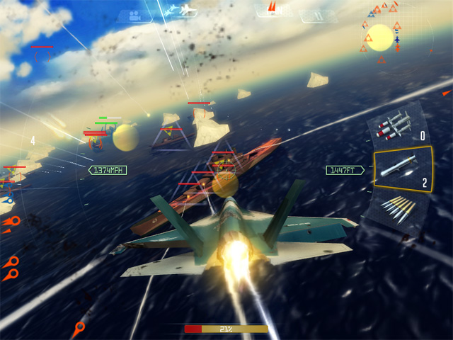 Game Sky Gamblers: Air Supremacy