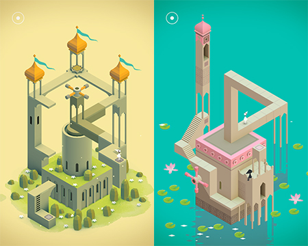 game Monument Valley