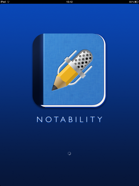 ứng dụng Notability