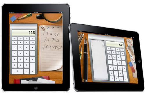 Calculator HD for iPad
