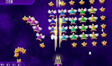 game Chicken Invaders 4