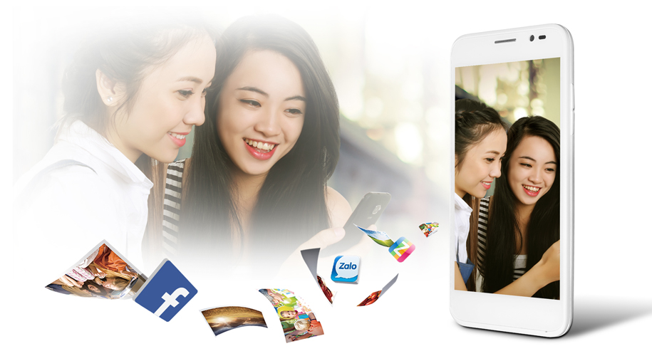 camera của Mobiistar Touch Lai 512
