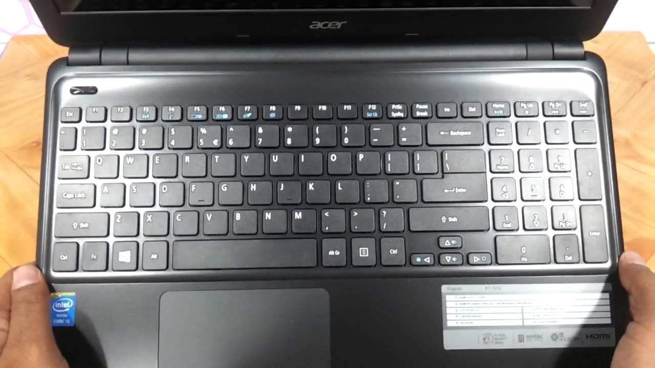 Aspire E1-572G