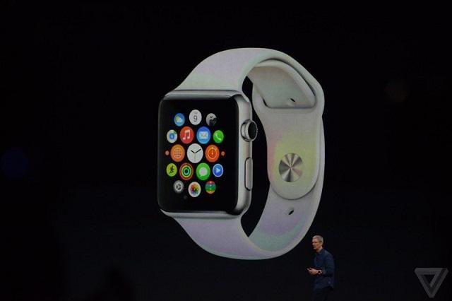 Hình ảnh buổi ra mắt iPhone 6
