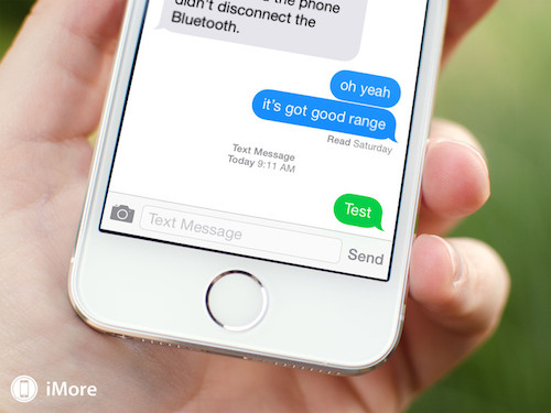 iMessage của Apple