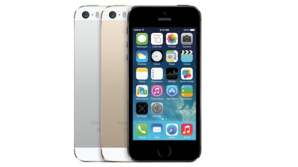 Thiết kế nhỏ gọn 4 inch của iphone 5S