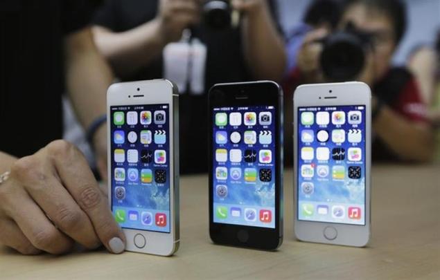 iPhone 5s sắp có đợt hạ giá mạnh