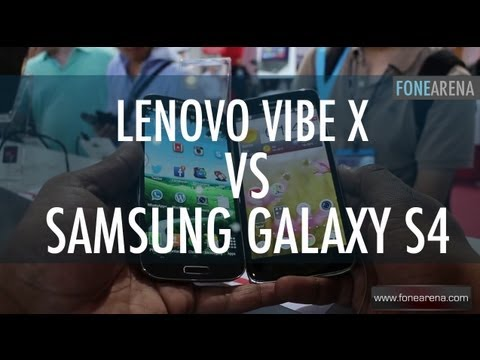 lenovo s960 vs galaxy s4