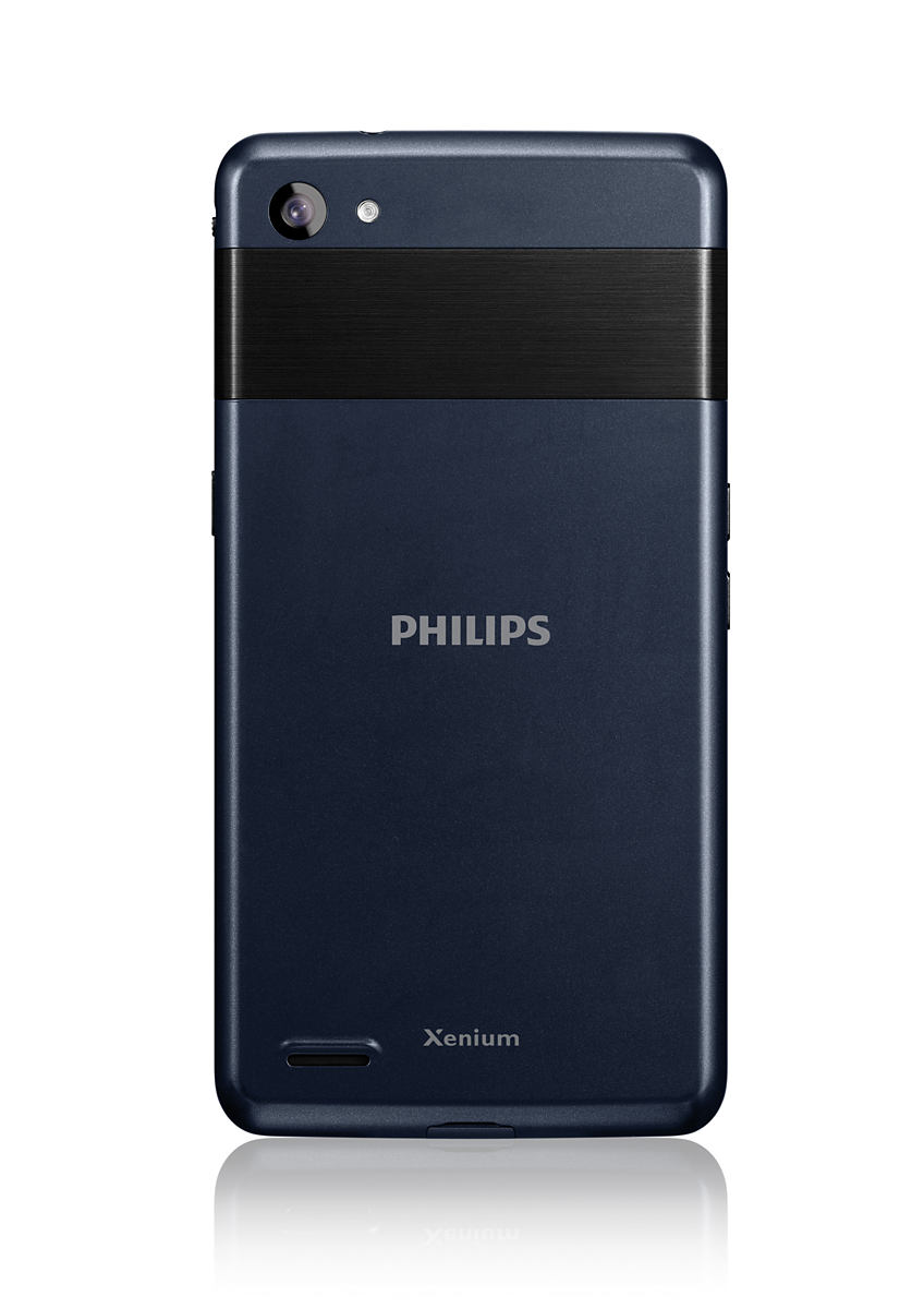 Philips Xenium W6610 camera