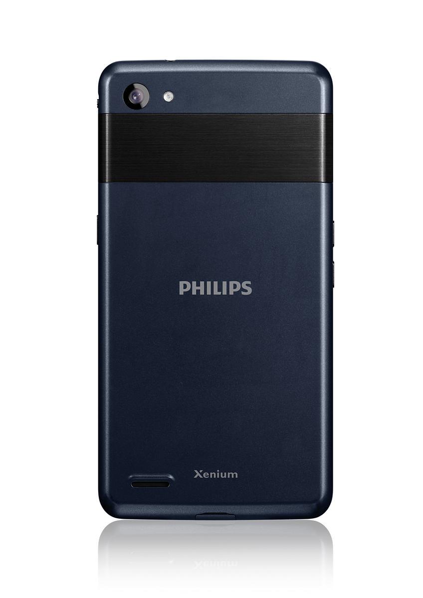 Philips Xenium W6610 camera