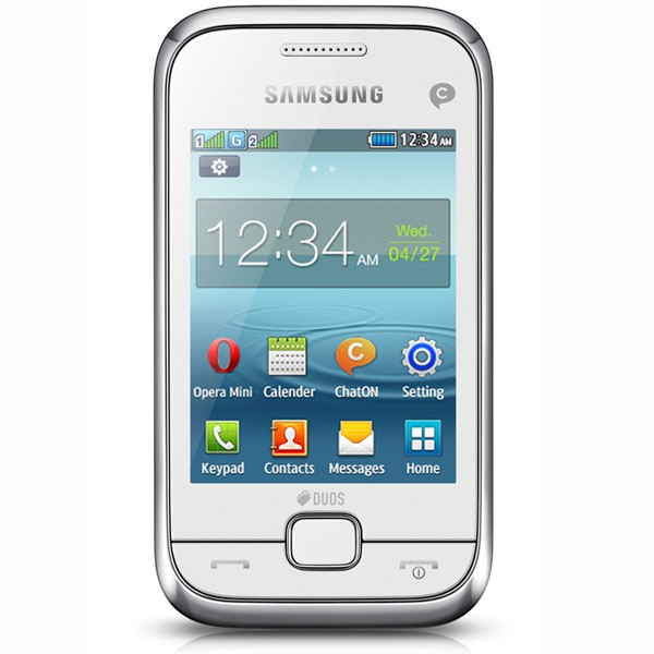 Samsung-C3312R-giao-dien