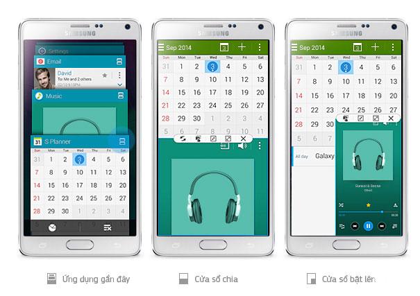 Samsung Galaxy Note 4 da nhiem