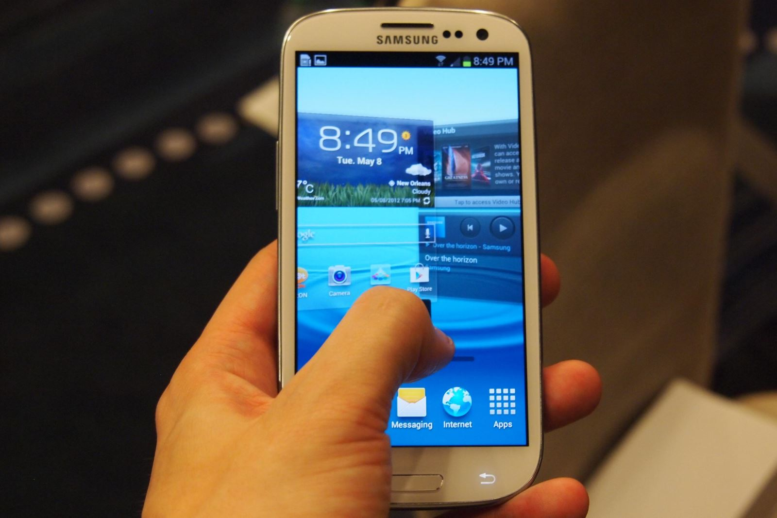 how to delete apps on samsung galaxy s3 tablet