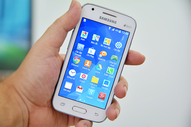 Samsung Galaxy V Plus