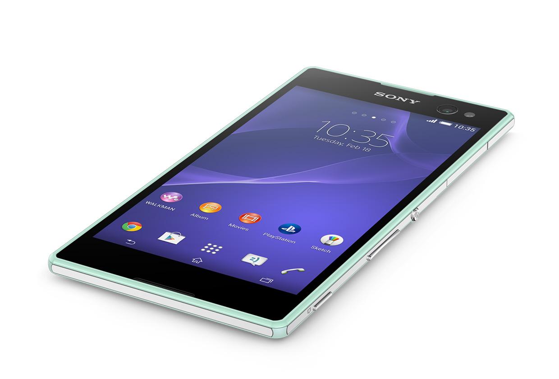 Sony-Xperia-C3-thiet-ke