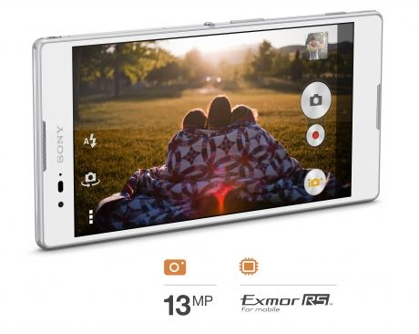 sony xperia t2 ultra giao dien camera