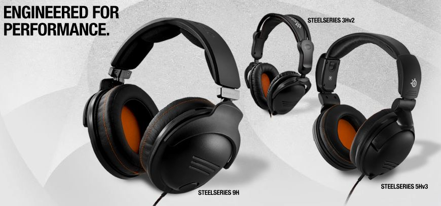 tai nghe SteelSeries 9H