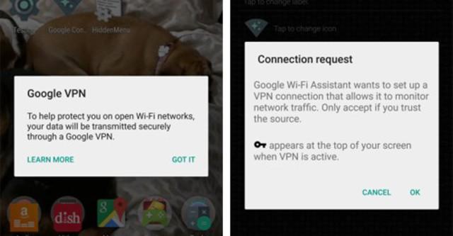 Tìm hiểu tính năng mới Google VPN trong Android 5.1